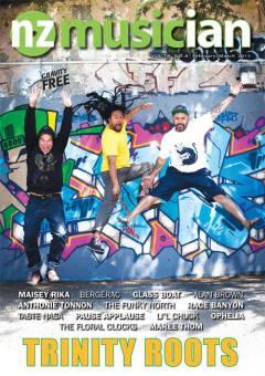 NZ Musician cover